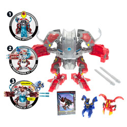 BAKUGAN Série 4 - DRAGONOID DESTROYER