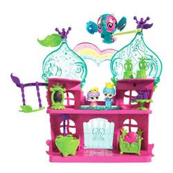 Château enchanté Zoobles Princesse