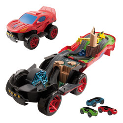 Spidercar playset