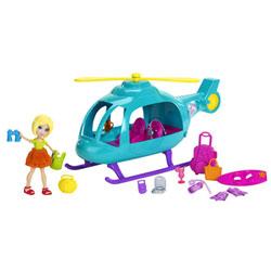 Hélicoptère Polly Pocket
