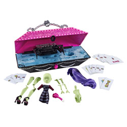Laboratoire Monster High