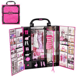 Dressing de rêve de Barbie Fashionistas