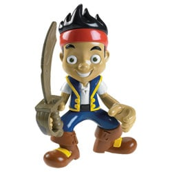 Jake et les Pirates Figurine à fonctions