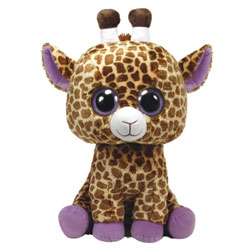 Beanie Boo's Peluche Safari la Girafe 41 cm
