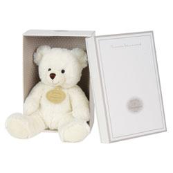 Boîte à musique Ours blanc