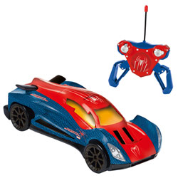 Voiture télécommandée Spiderman turbo racer 1/24 version 1