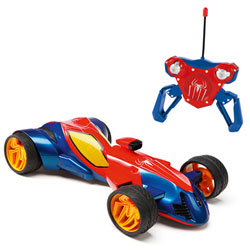 Voiture télécommandée Spiderman turbo racer 1/24 version 2