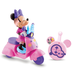 Scooter radiocommandé Minnie