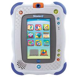 Console éducative Storio 2 bleue