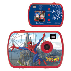 Appareil photo numérique Spiderman 1.3MP