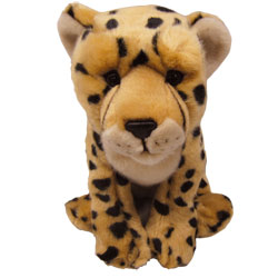Animal de la Savane 30cm Léopard