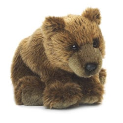 WWF Grizzly assis 15 cm