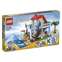 7346-La maison de la plage