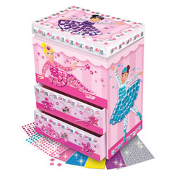 Sticky Mosaïcs Ballerina Beauty Box