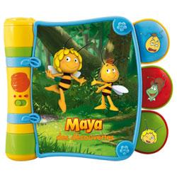 Maya l'abeille - Mon livre des découvertes