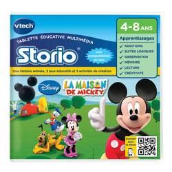Jeu Storio - La maison de Mickey