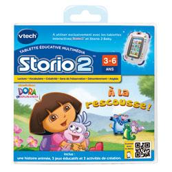 Jeu Storio 2 - Dora