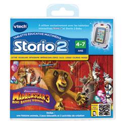 Jeu Storio 2 Madagascar 3