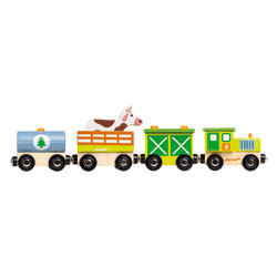 Train Ferme