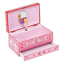 Boîte à bijoux musicale Natachka