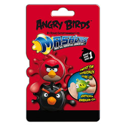 Blister 2 figurines Angry Birds Assortiment 1