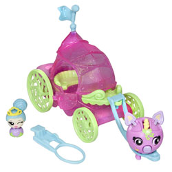 Zoobles - Carosse magique de princesse