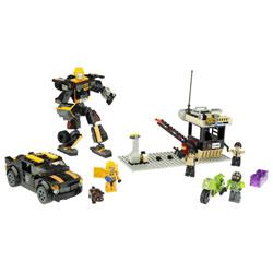 Kre-o Transformers BUMBLEBEE FURTIF
