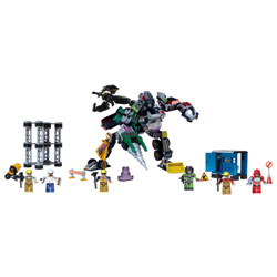 Kre-o Transformers CHANTIER DE DESTRUCTION