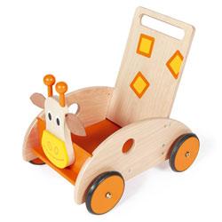 Chariot de Marche Girafe