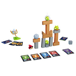 Jeu Angry Birds on Space