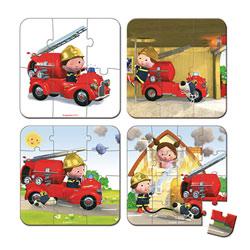 Puzzle Camion de Léon Janod