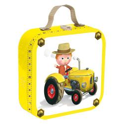 Puzzles tracteur de Peter Fleurus