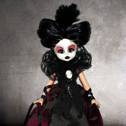 Poupée Gothic Vamps Lady Darla 46 cm