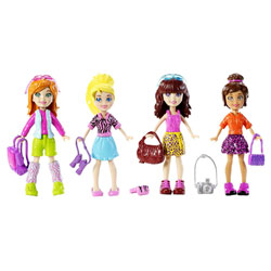 Polly Pocket et ses Amies