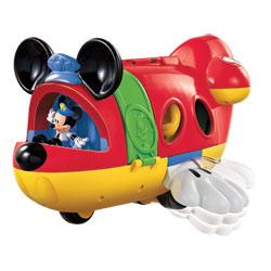 Le Jet de Mickey