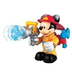 Le Pompier Mickey