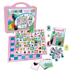 Mallette 50 jeux Barbapapa
