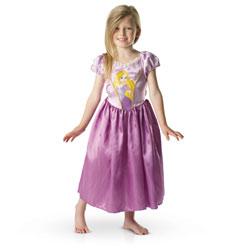 Costume Classique Raiponce 7/8 ans