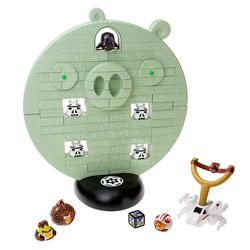Angry Birds Star Wars - Jeu Jenga Etoile noire