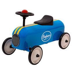 Porteur Racer Bleu