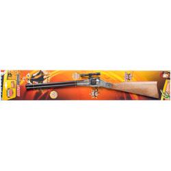 Fusil metal 8 coups 71 cm