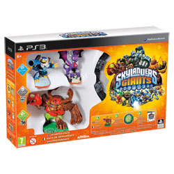 Jeu PS3 Pack Démarrage : Skylanders Giants