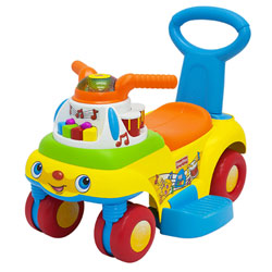 Porteur 3 en 1 Fisher Price