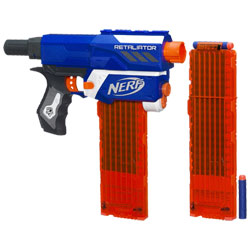 Nerf Rapid Strike Mission