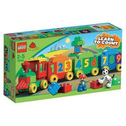 10558 - Le Train des Chiffres