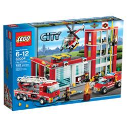 60004 - La Caserne des Pompiers