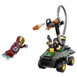 76008 - Iron Man™ contre le Mandarin™ : l'ultime combat