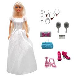 Lolly Mariée et son Dressing