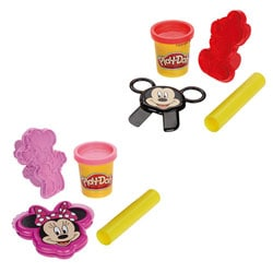 Play Doh Accessoires Mickey - Minnie Assortiment