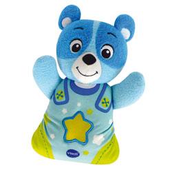 Mon ourson à merveilles bleu